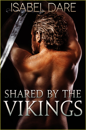 Shared by the Vikings book cover by Isabel Dare