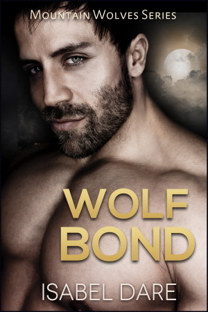 Wolf Bond book cover by Isabel Dare