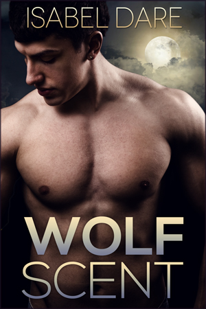 Wolf Scent book cover by Isabel Dare